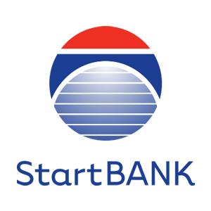Startbank logo - Stålbygg AS - Stålkonstruksjoner